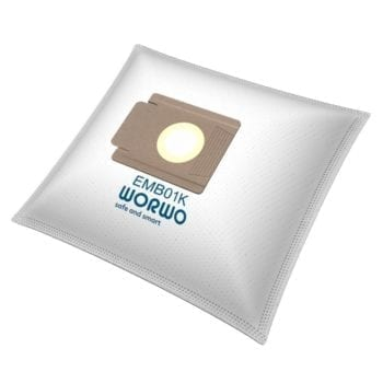 Worki do odkurzacza EIO Vision BS 83/1 EMB01K KPL4