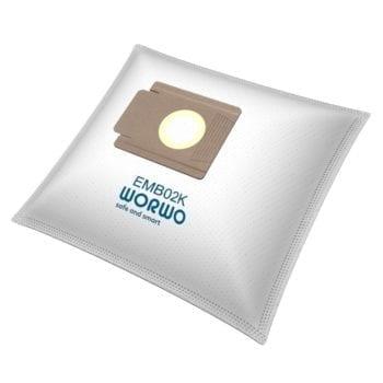Worki do odkurzacza EIO Sento Pro EMB02K KPL4