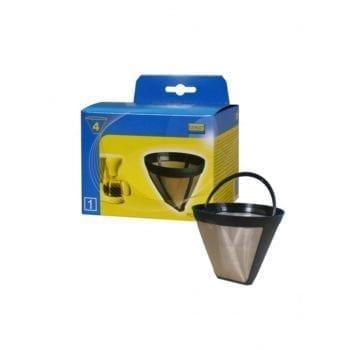 Zobacz większe Filtr do kawy metalowy rozmiar 4 FCF03AB