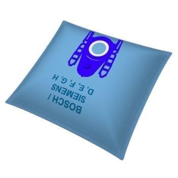 ANTI ODOUR Worki do odkurzacza HANSEATIC Super electronic SBMB01LUZ40AO KPL40