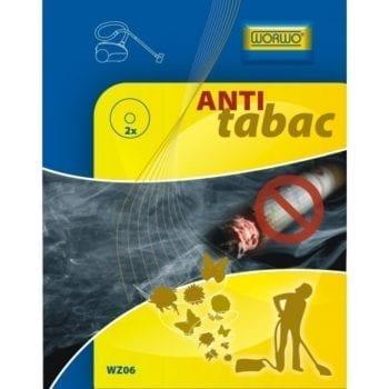 Wkład o zapachu anty-tabak do odkurzacza WZ06