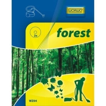 Wkład o zapachu leśnym do odkurzacza WZ04